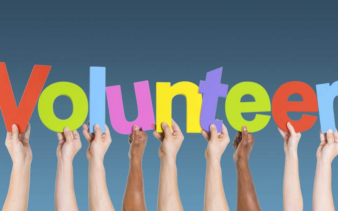 Calling out for volunteers
